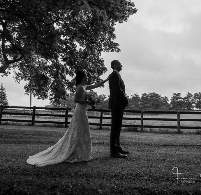 Tottemham Journalistic Backyard Wedding Photography