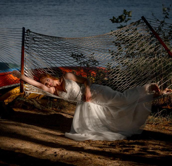 Cherry Island Muskoka Wedding