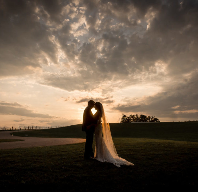 Redcrest Cardinal Golf Wedding Photographer