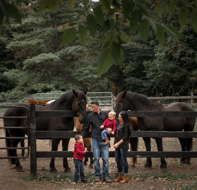 Alliston and Orangeville Family Photographer