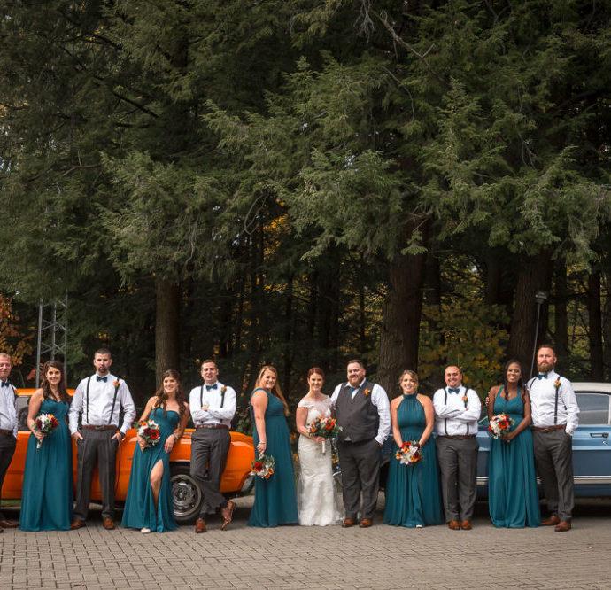 Pheasant Run Golf Wedding Photographer