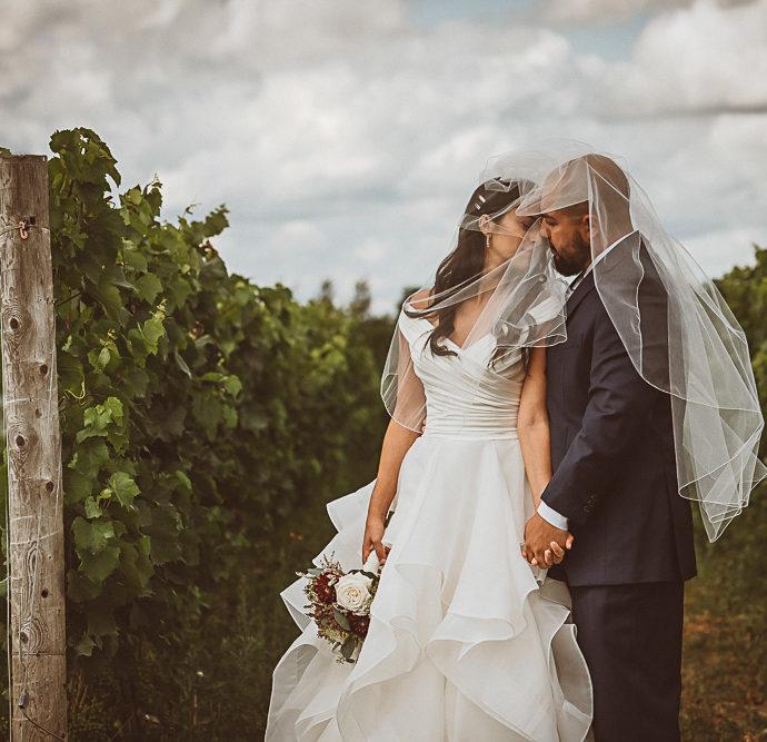 Adamo Estate Winery Wedding Photographer