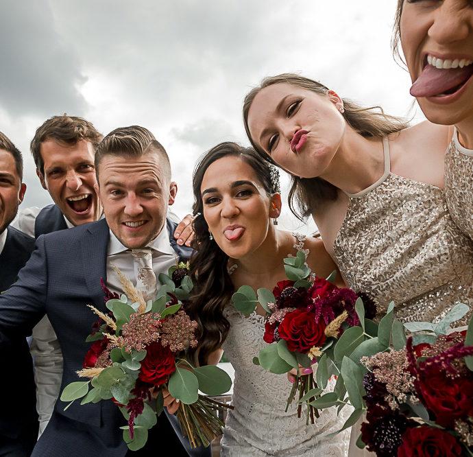 Deerhurst Resort Muskoka Wedding Photographer