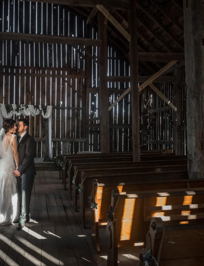 WaterStone Estate & Farms Wedding