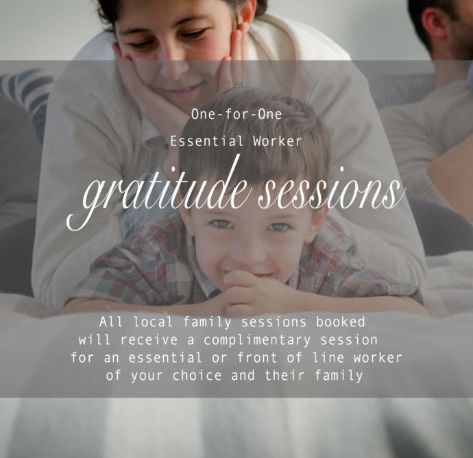 Gratitude Sessions by Meaford Family Photographer