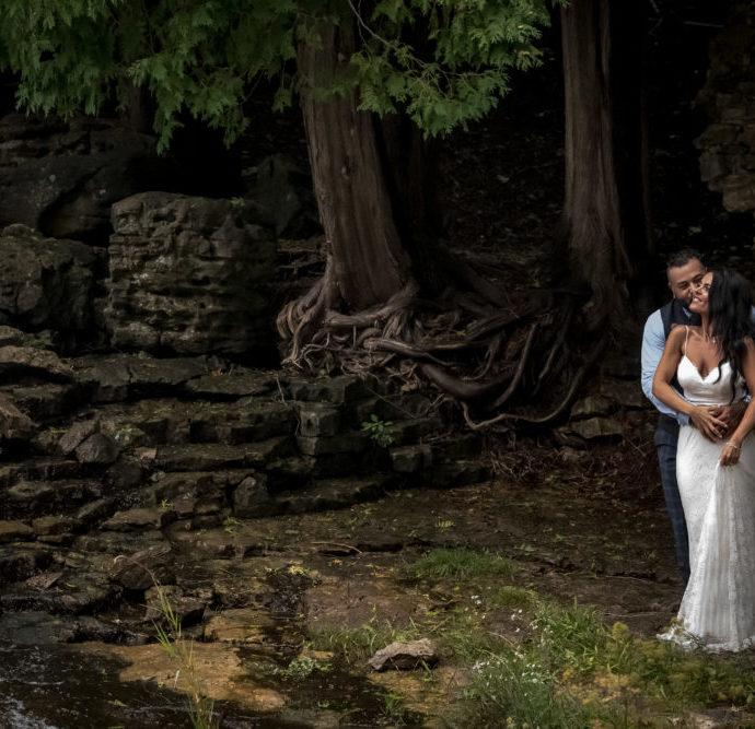 The Millcroft Inn & Spa Wedding Photographer